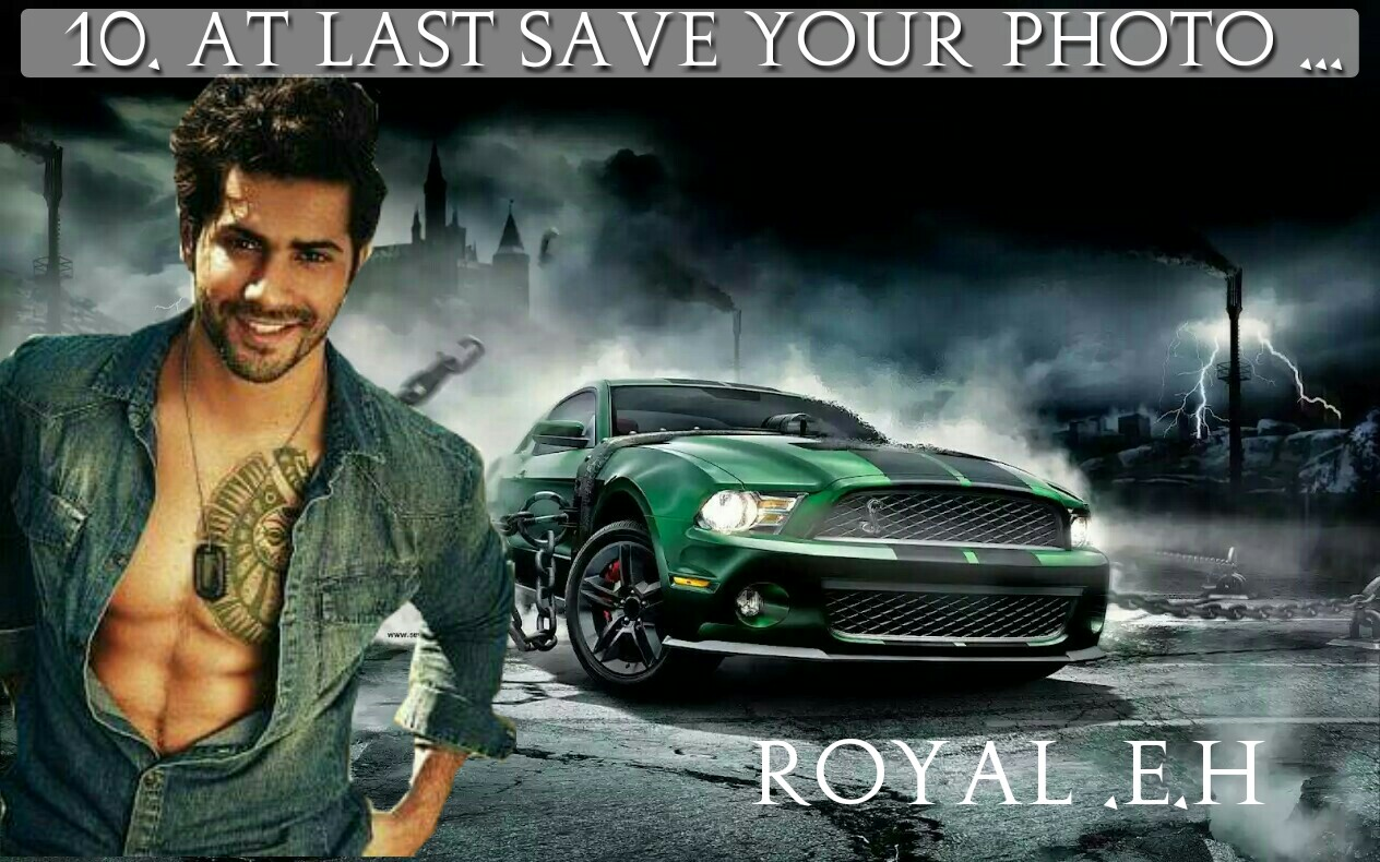 How to change background in picsart - shivam creation