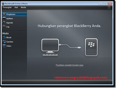 Blackberry Dekstop Sofware