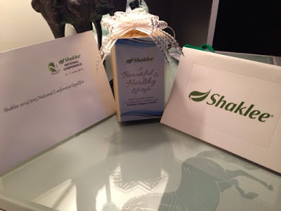 Shaklee Collegen Powder Hadiah Untuk Peserta National Conference 2014/2015