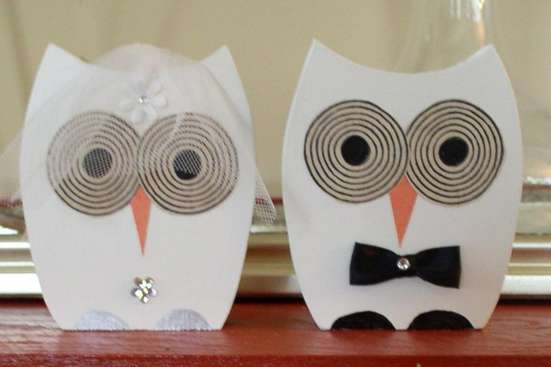 white cake toppers wedding
