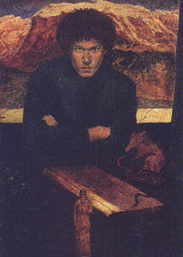 Cover of Austin Osman Spare's Book The Logomachy Of Zos