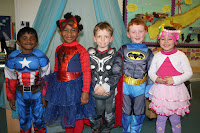 Superhero Day - BBC Children in Need 2015