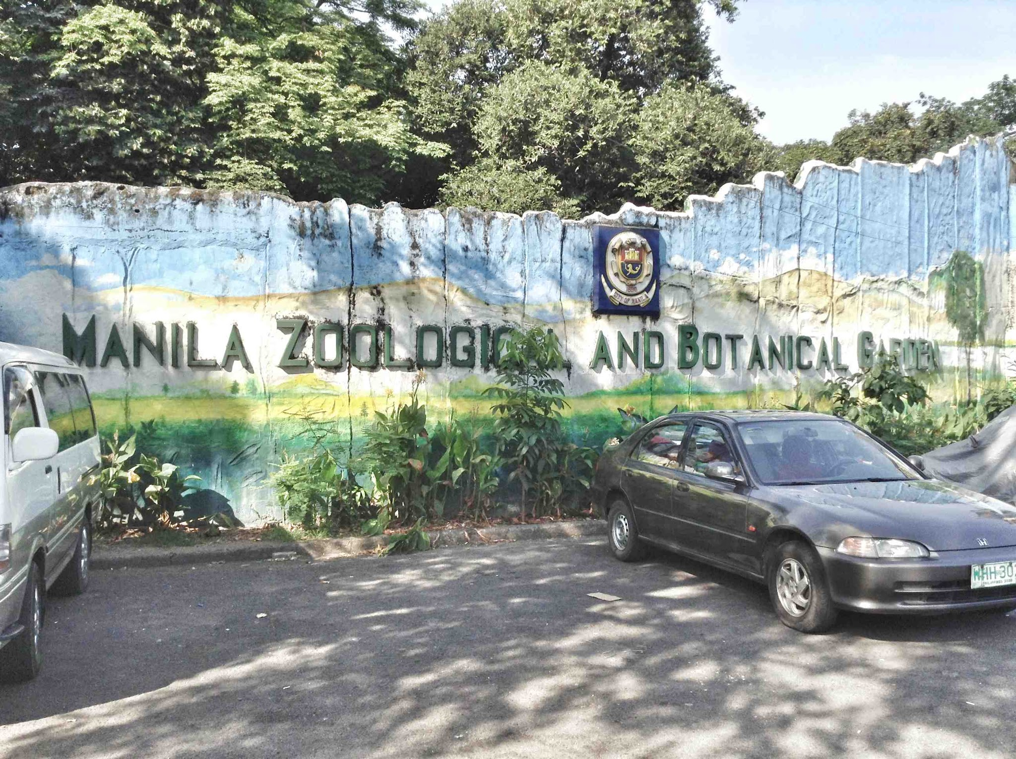 Image of Centralized Complex Store, The City Project to Rehabilitate Manila Zoo