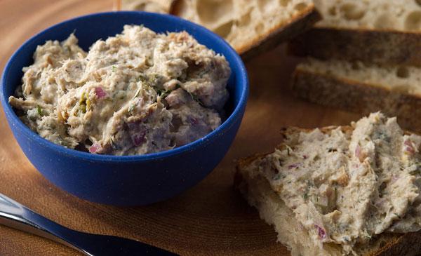 Smoked Bluefish Pate Recipe | Yummly