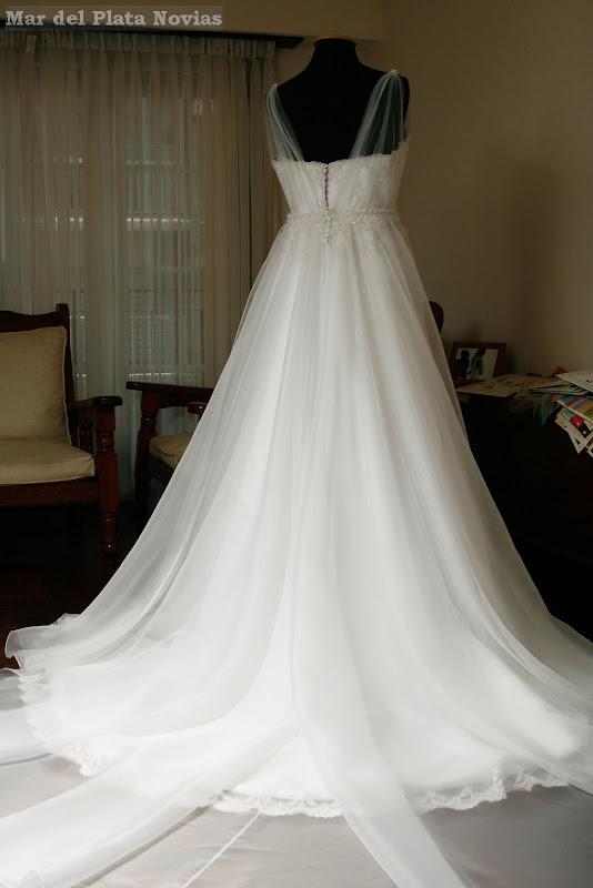 Vestido de novia en buenos aires argentina