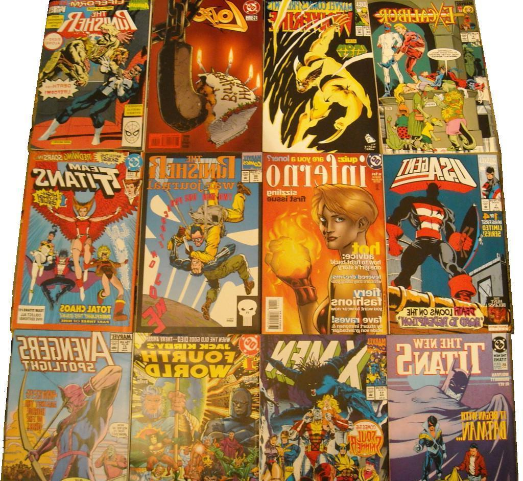 Comic Books - 1K to 100K - 80s