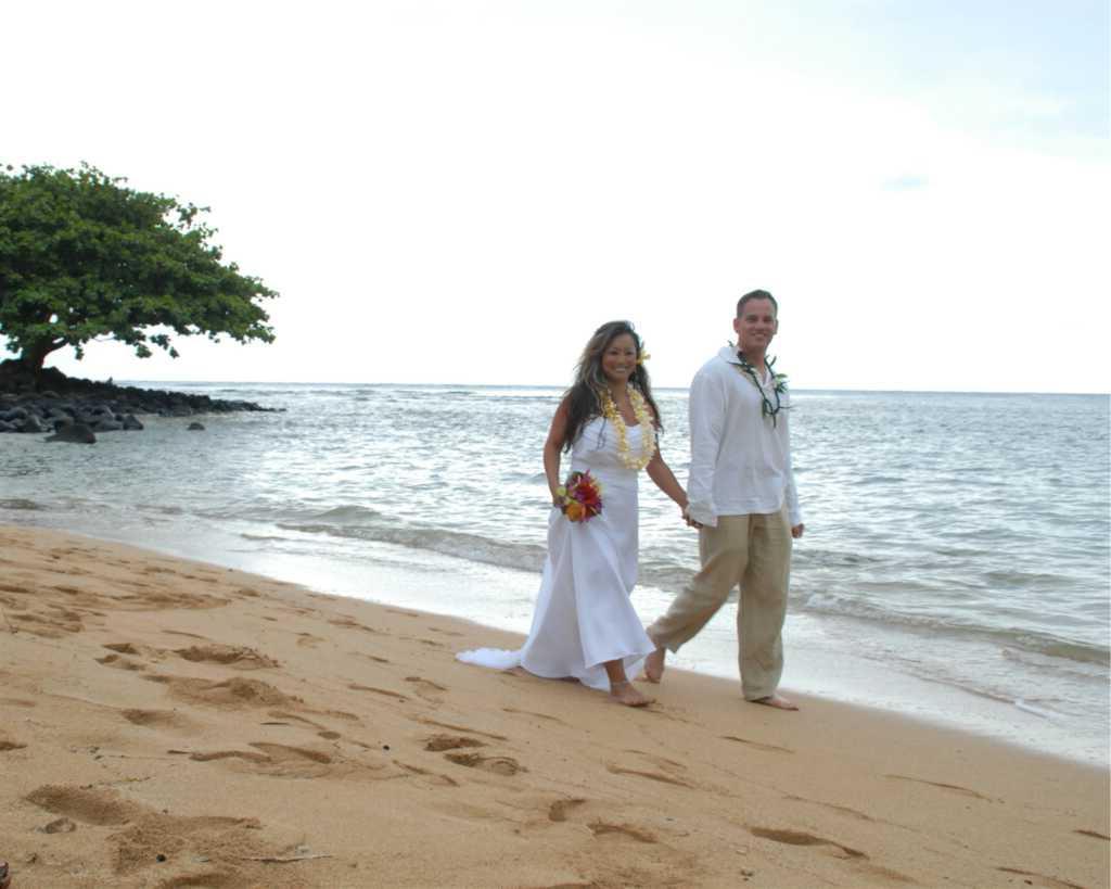 We serve Poipu in South Kauai,