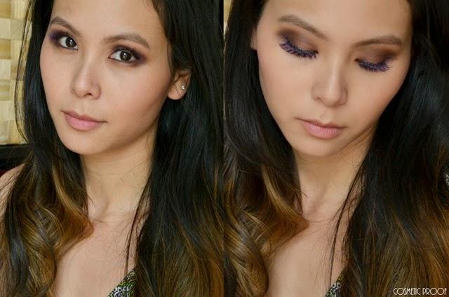 Makeup Look Burberry Complete Eye