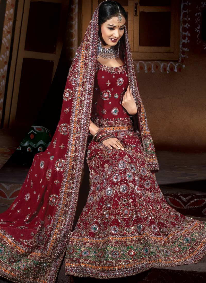 Bridal Lehenga Choli Image
