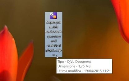 how to open djvu file on windows 8