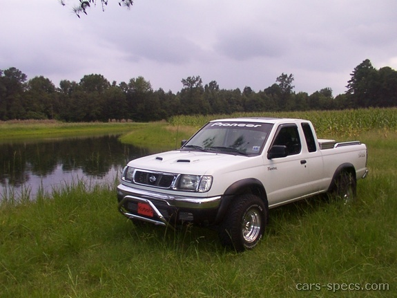 2000 nissan frontier extended cab
