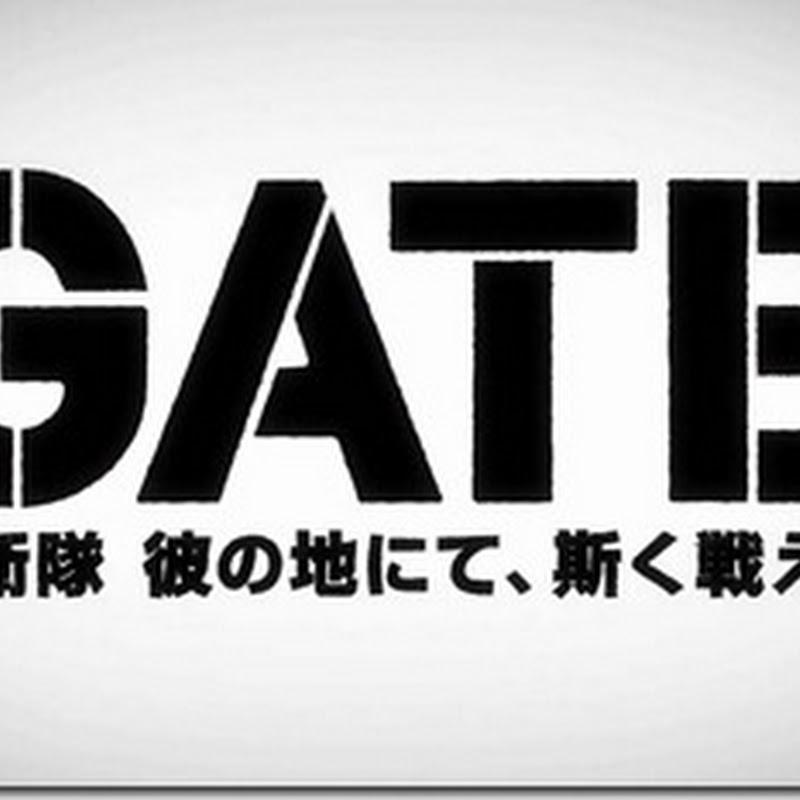 [Review] Gate: Jieitai Kanochi nite, Kaku Tatakaeri