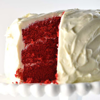 Red Velvet Cake Without Butter Milk Recipes