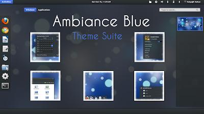 Ambiance Blue