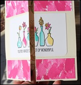 Endloskarte Endless Card Infinity Card Never Ending Card Stampin Up  01