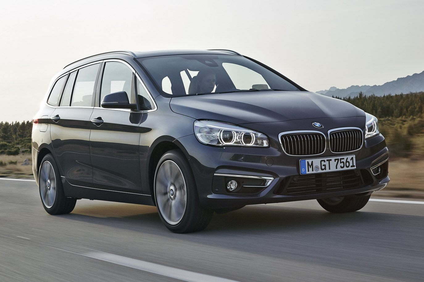 Bmw 2 Serisi Active Tourer Bmw 2 Serisi Active Tourer'ın
