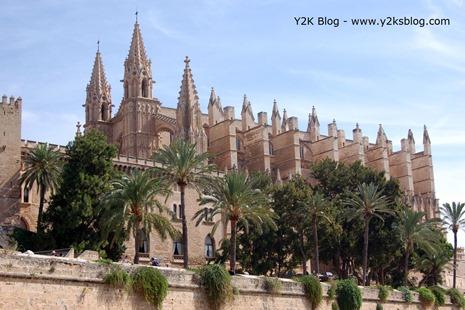 La Cattedrale (La Seu) di Palma di Maiorca