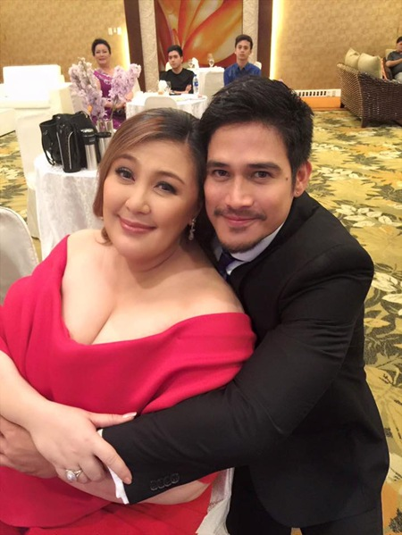 Sharon and Piolo