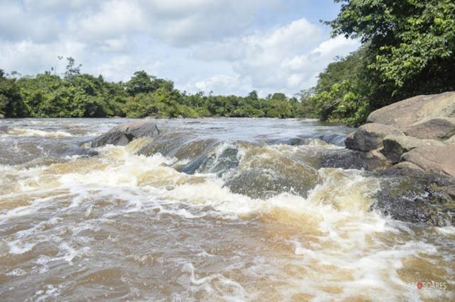 Cachoeiras do Japim - Viseu, Parà, fonte: Fabio Soares/viseuturismo.com