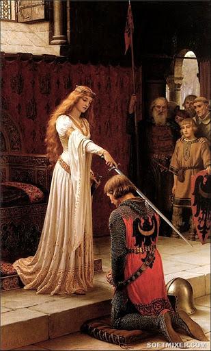 Сексуальная связи при французском дворе в средневековье