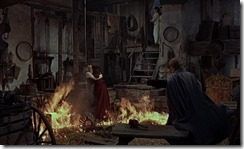 Brides of Dracula Fire