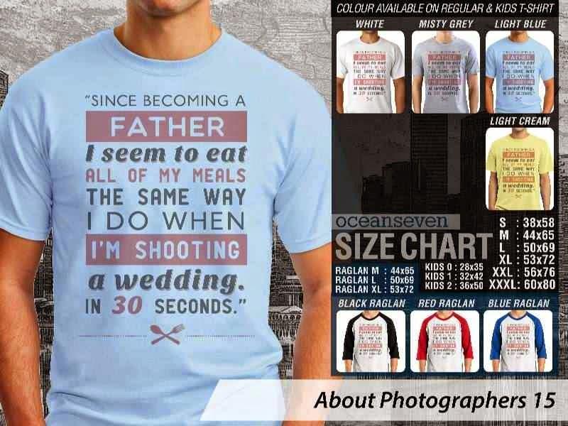 KAOS Photography im shooting a wedding in 30 senconds About Photographers 15 distro ocean seven