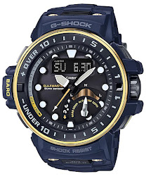 Casio G Shock : GWN-Q1000NV