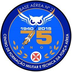 75 anos da Base de Ota
