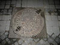 Sibiu is also known in German as Hermannstadt