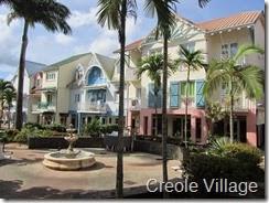 095 Creole Village, Anse Mitan
