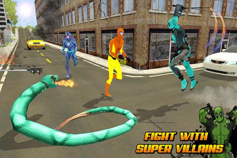 Multi Dead Snake Hero Vs Super Villains for pc