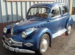 Panhard 1950 Dyna 110