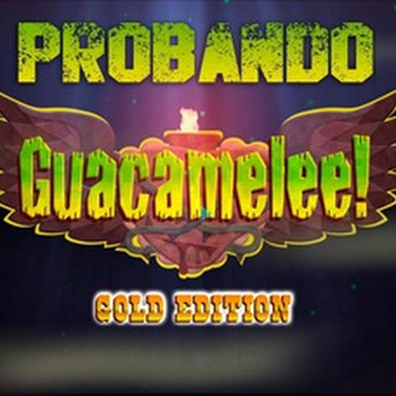 Guacamelee! Tortas y Mariachis, divertidísimo juego de acción y plataformas en dos dimensiones.