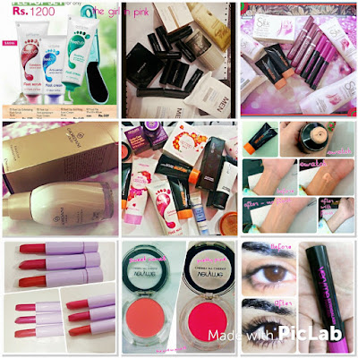 lipstick, foundation, mascara, blush, oriflame, cosmetics, beauty balm, hand cream