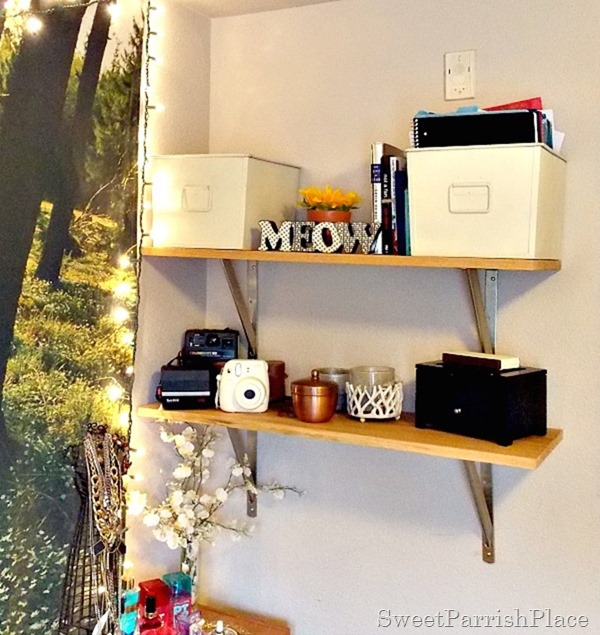 DIY Wall Shelves4