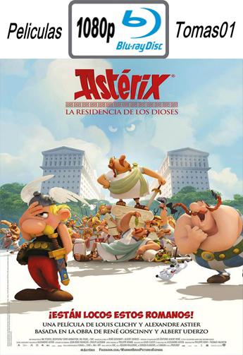 Asterix: La Residencia de los Dioses (2014) [BDRip m1080p/Dual Castellano-Frances]