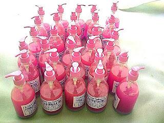 Liquid soaps-typearls