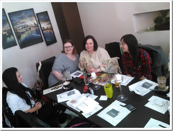 spotkanie blogerek w Sosnowcu maj
