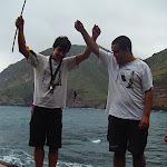 Pescando!