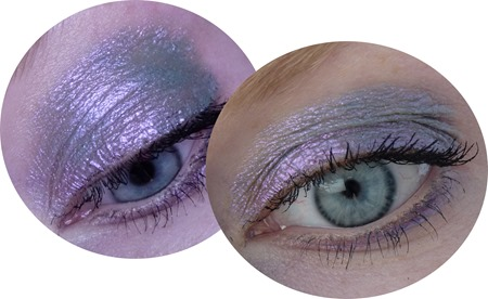 AMU ocean shimmer p2 sheen supreme gel eyeshadow