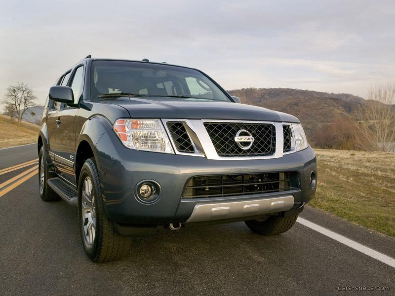 2005 nissan pathfinder suv specifications pictures prices. Black Bedroom Furniture Sets. Home Design Ideas
