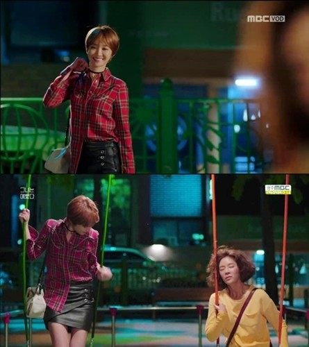 Korean Drama Fashion Go Joon Hee She Was Pretty Perfect Place For All Big Eye Circle Contact Lenses Www E Circlelens Com