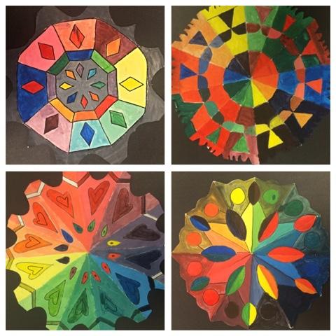 The Visual Arts At ITC Mrs Alfieris Art Classroom Complex