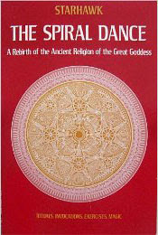Cover of Starhwak's Book The Spiral Dance