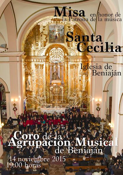 Misa Santa Cecilia 2015