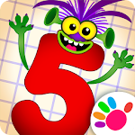 Super NUMBERS for kids! FULL Icon