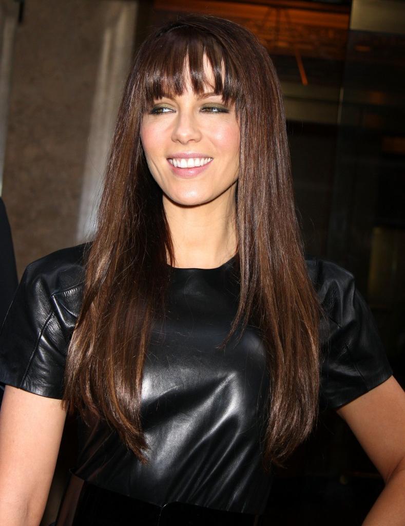 celebrity bangs 2009