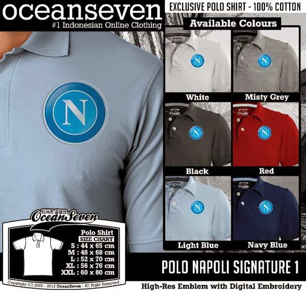 POLO Napoli Signature distro ocean seven