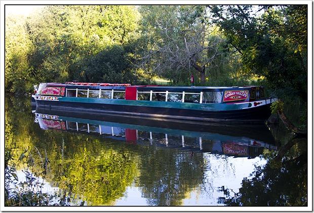 trip boat kintbury