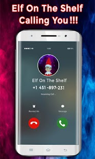 Call From Elf On The Shelf Video Christmas 2018